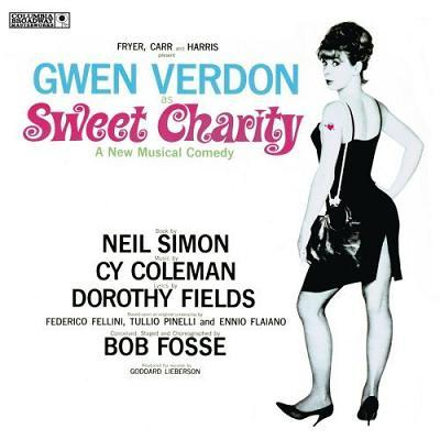 Shirley Bassey Big Spender (from Sweet Charity) cover art