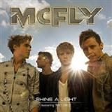 Shine A Light (feat. Taio Cruz) sheet music by McFly