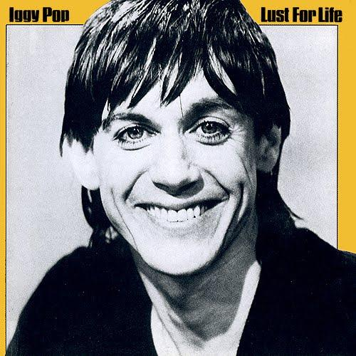 Iggy Pop The Passenger cover art