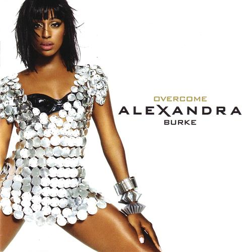 Alexandra Burke Bad Boys cover art