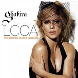 Loca (feat. Dizzee Rascal) sheet music by Shakira
