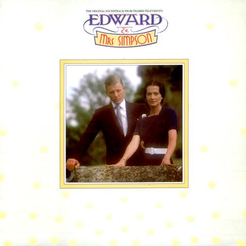Harold Scott I've Danced With A Man ('Edward And Mrs Simpson' Theme) cover art
