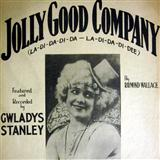 Jolly Good Company sheet music by Raymond Wallace