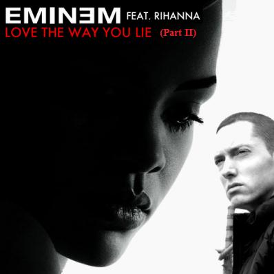 Love The Way You Lie, Pt. 2 (feat. Eminem) Digital Sheet Music Rihanna