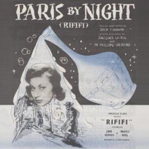 Jacques La Rue Paris By Night cover art