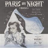 Paris By Night sheet music by Jacques La Rue
