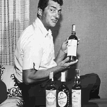 Dean Martin Little Old Wine Drinker Me cover art