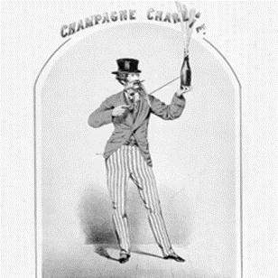 Alfred Lee Champagne Charlie cover art