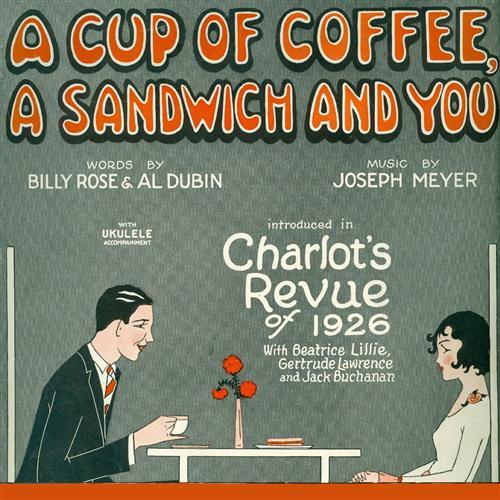 Joseph Meyer A Cup Of Coffee, A Sandwich And You cover art