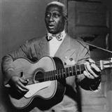 C.C. Rider sheet music by Leadbelly