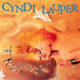 True Colours sheet music by Cyndi Lauper