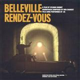 Belleville Rendez-Vous (from 'Belleville Rendez-vous') sheet music by Benoit-Philippe Charest