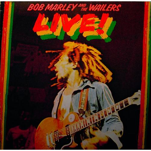 Bob Marley No Woman, No Cry cover art