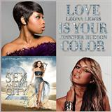 Jennifer Hudson ft. Leona Lewis:Love Is Your Colour