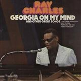 Georgia On My Mind sheet music by Ray Charles