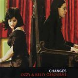 Changes sheet music by Kelly & Ozzy Osbourne