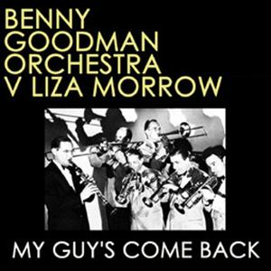 Liza Morrow My Guy's Come Back cover art