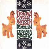 Donna And Blitzen sheet music by Badly Drawn Boy