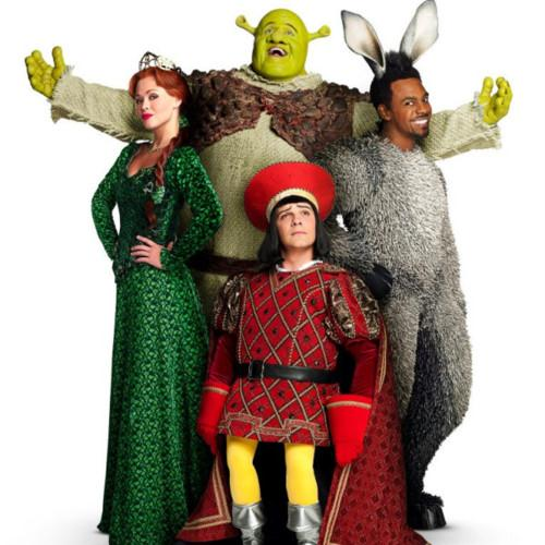 Jeanine Tesori Who I'd Be (from 'Shrek The Musical') cover art