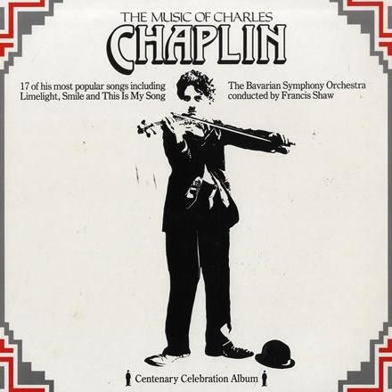 Charles Chaplin Eternally cover art