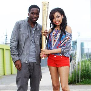 Dionne Bromfield & Tinchy Stryder Spinnin' For 2012 cover art
