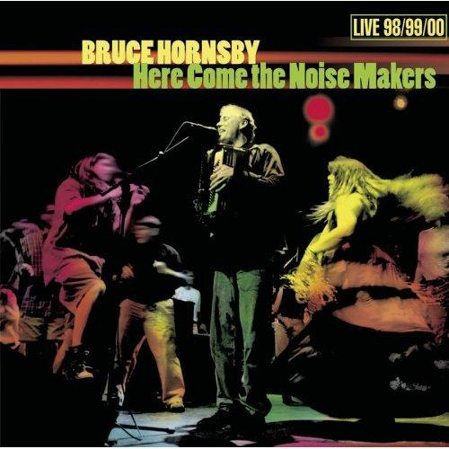 Bruce Hornsby And The Range The Way It Is cover art