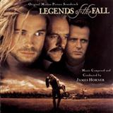 The Ludlows (from Legends Of The Fall) sheet music by James Horner
