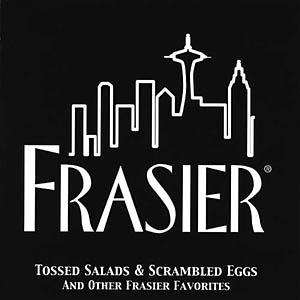 Kelsey Grammar Tossed Salad And Scrambled Eggs (theme from Frasier) cover art