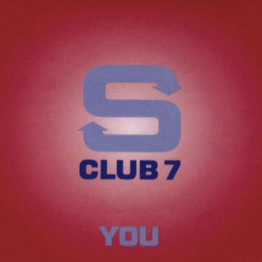 S Club 7 You cover art