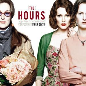 Philip Glass The Poet Acts (from The Hours) cover art