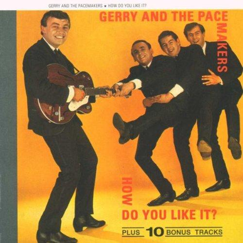 Gerry And The Pacemakers You'll Never Walk Alone (from Carousel) cover art