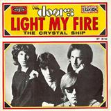 Light My Fire sheet music by Will Young