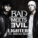 Lighters (feat. Bruno Mars) sheet music by Bad Meets Evil