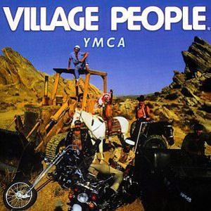 The Village People Y.M.C.A. cover art