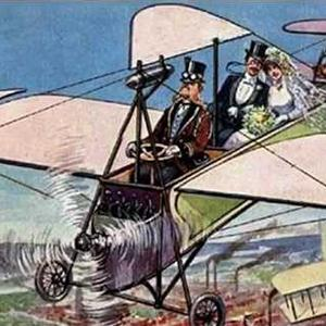 Joseph George Gilbert Me And Jane In A Plane cover art