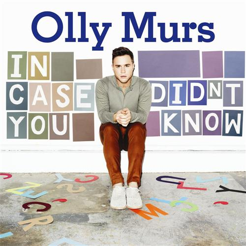 Olly Murs Heart Skips A Beat cover art