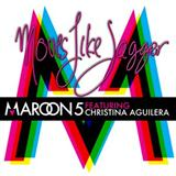 Moves Like Jagger (feat. Christina Aguilera) sheet music by Maroon 5