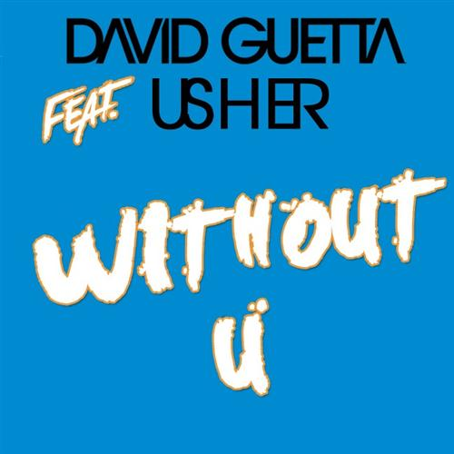 David Guetta Without You (feat. Usher) cover art