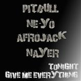 Give Me Everything (Tonight) (feat. Ne-Yo) sheet music by Pitbull