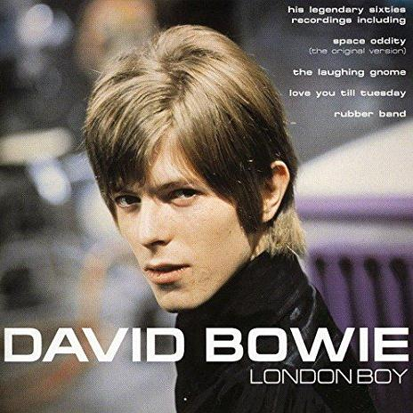 David Bowie The London Boys cover art