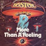 More Than A Feeling sheet music by Boston