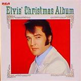 Blue Christmas sheet music by Elvis