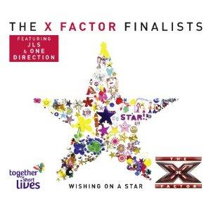X Factor Finalists 2011 Wishing On A Star cover art