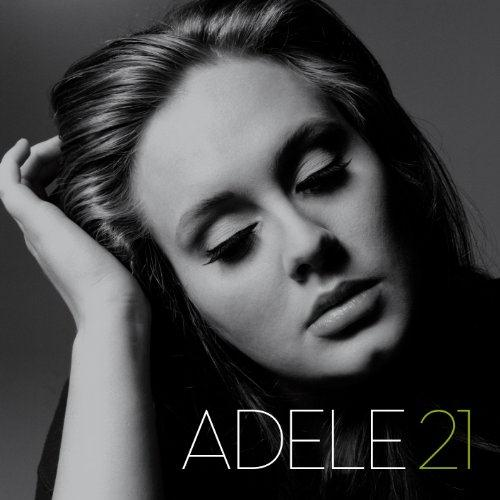 Adele Rolling In The Deep cover art