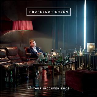 Professor Green Astronaut (feat. Emeli Sandé) cover art