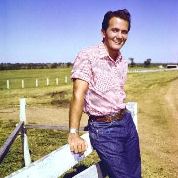 Pat Boone Tennessee Saturday Night cover art