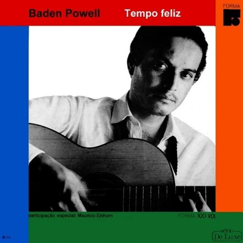 Baden Powell Deixa cover art
