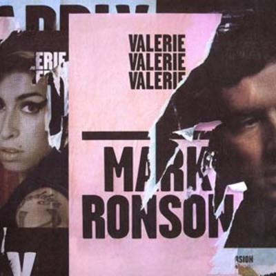 Mark Ronson Valerie (feat. Amy Winehouse) cover art