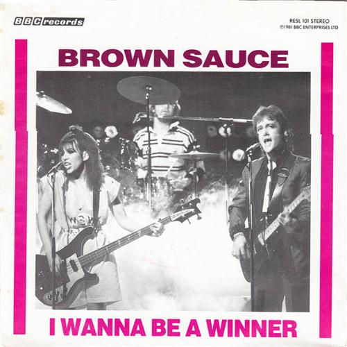 Brown Sauce I Wanna Be A Winner cover art