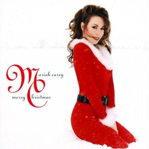 Mariah Carey All I Want For Christmas Is You cover art